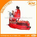TQ serie TQ178-16 4 ~ 7''Hydraulic tongs de la energía de la cubierta