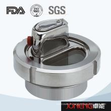 Verre de qualité alimentaire en acier inoxydable avec lumière (JN-SG2001)