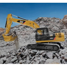 Construction de routes pour excavatrice hydraulique CAT 323 D3