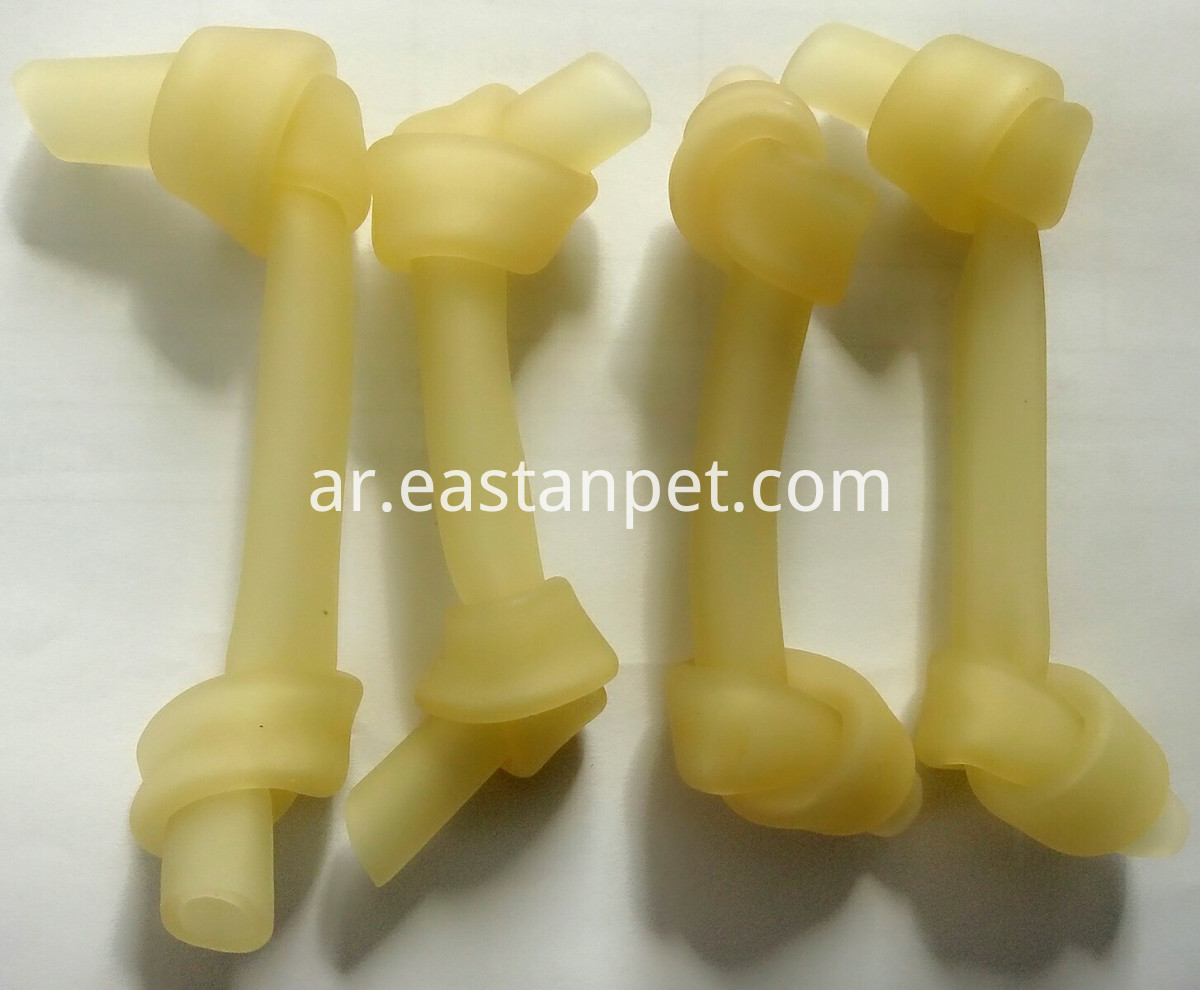 codfish flavor knotted bone for dogs