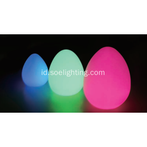 LED Table Cone Lamp RGB