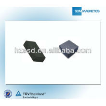 Professional China ISO/TS16949 High grade ferrite magnet