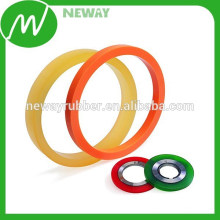 Colored and Various Sizes Rubber Material O Rings