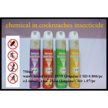 Haushaltsspray Aerosol Insektizid / Bio Insektizid