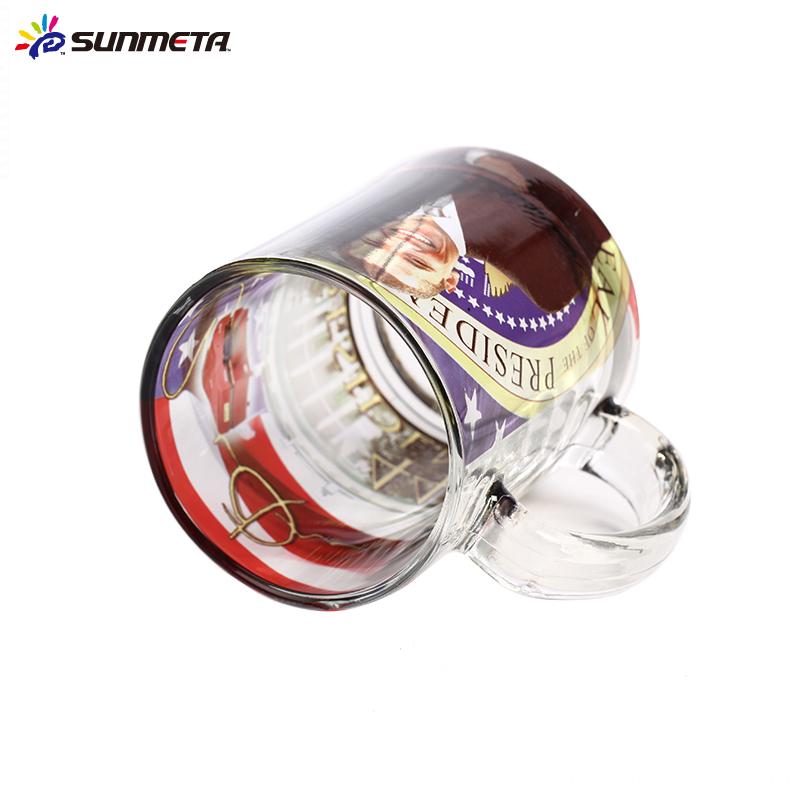 Sublimation glass mug