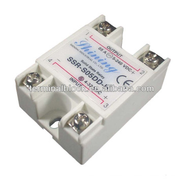 SSR-S05DD-H DC to DC Fotek Type 5A Solid State Relay