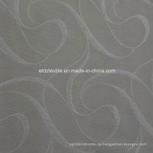 Polyester Wrinkle Patten Owindow Vorhang Stoff