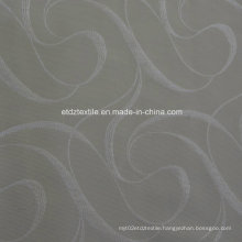 Polyester Wrinkle Patten Owindow curtain Fabric