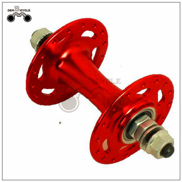 fixed gear bike aluminum alloy color hub7