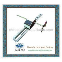 JK-1525P pequeno plasma cnc e máquina de corte de chama para folha de metal cuttting