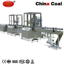 Machine entièrement automatique de ligne de remplissage d'aérosol