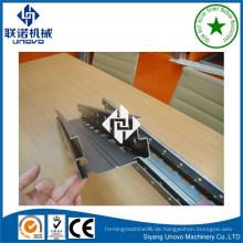 Kaltumformung Stahlregale Profil