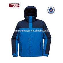 Wholesale blank varsity waterproof jacket men's spring Jacket /outdoor jackets