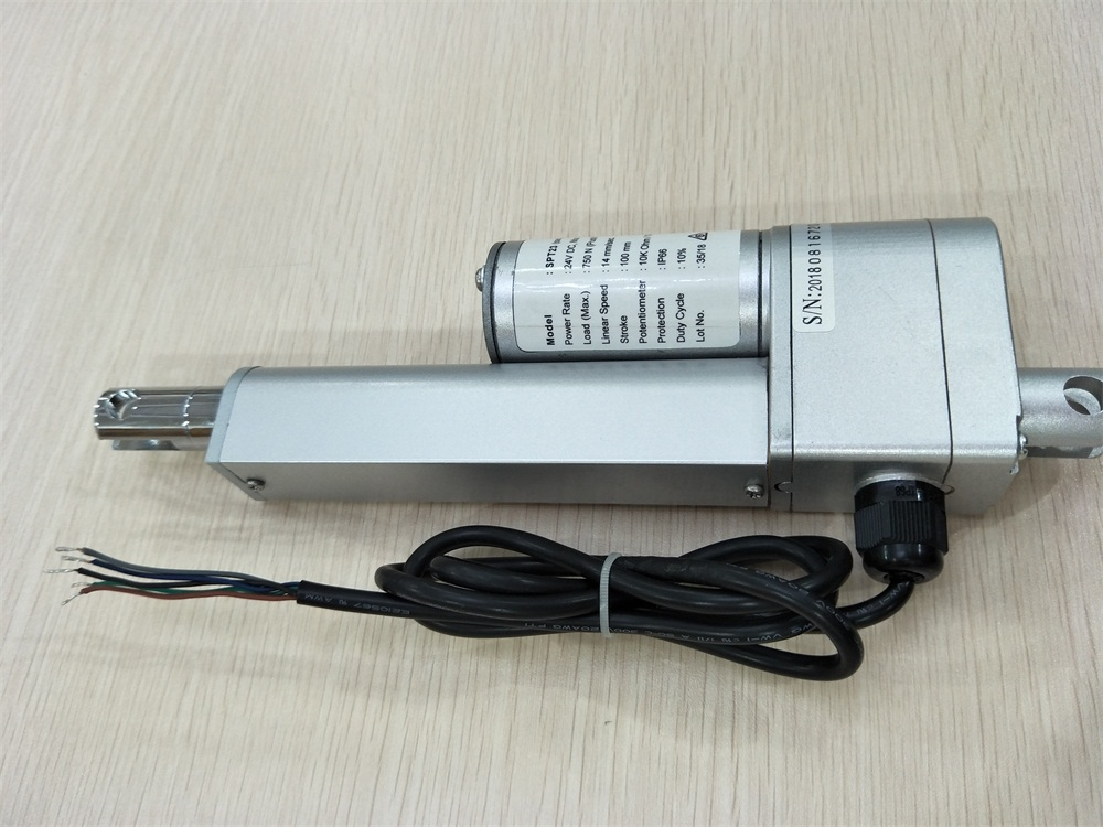linear actuator with sensor (20)