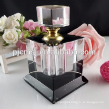 beautiful adorable crystal clear perfume bottles