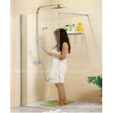 European Design Stainless Steel 8mm Glass Shower Room (LTS-021-1)