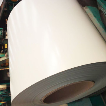 Ral9002 Coil Galvanized Steel Coil PPGI Untuk Roofing