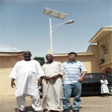 2015 importation de réverbère solaire à LED de Chine