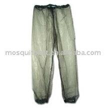 Pantalons anti-bestioles sans préjugés