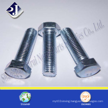 Hex Bolt ISO4017 Hex Cap Screw