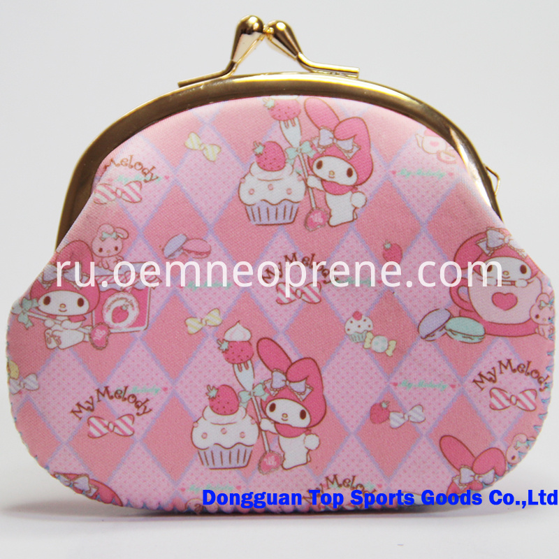 Logo Coin Purse