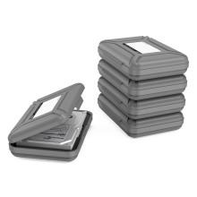 ORICO 5 Bay 3.5 pulgadas Caja de protección / Estuche de almacenamiento para disco duro (HDD) o SDD (PHX35-5S)