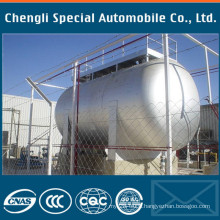 5m3 2tons 5000liters Horizontal LPG Tank