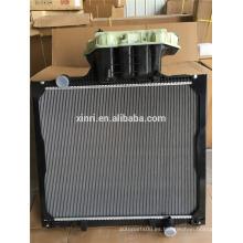 SHIYAN GOLDEN SUN Fuente de precios de fábrica Radiador camión europeo para MAN TGA (02-) 81061016458