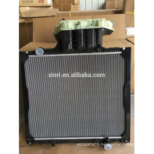SHIYAN GOLDEN SUN Factory price supply European truck radiator for MAN TGA(02-) 81061016458