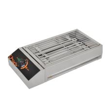 Barbecue électrique commercial en acier inoxydable