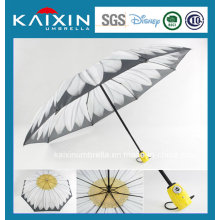 Customized Fashion Auto Open and Close Windproof Umbrella