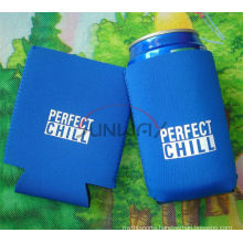 Collapsible Beer Drink Neoprene Can Holder Stubby Can Cooler (BC0002)