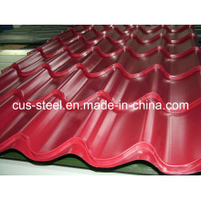 Trapezoidal Ibr Roof Corrugated Steel Sheet