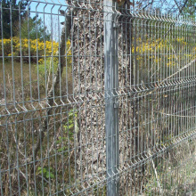 3D V Shape Profile Welded Fence