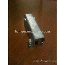 customized casting aluminum sewing machine part