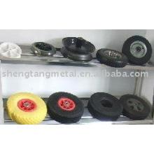 pneu de mousse de camion de main