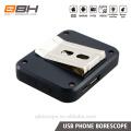 O mais novo sem fio USB tipo-C endoscópio com câmera do endoscópio 5.5mm Tipo-C para IOS Android Windows