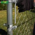 chain link fence gate locks