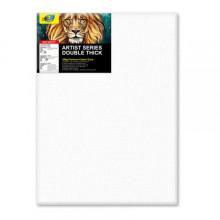 Lona de pintura em branco superior do artista do algodão