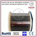 Fio de aquecimento elétrico da resistência material Cr23al5 / liga 815