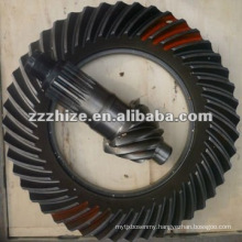bus chassis gear box parts ring and pinion gear