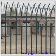 High security fence Europe market
