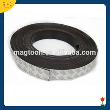 Customized 3M adhesive magnetic stripe tape