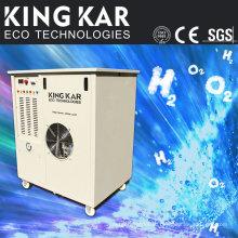 Машина для нарезания имбиря на водородовом газе