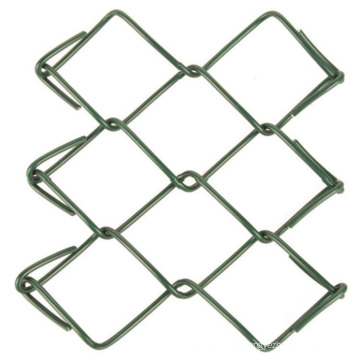 aluminum slats for 6.0kgm2 weight chain link fence