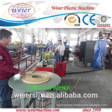 furniture edge banding pvc machine, pvc edge bands production line, pvc edge banding machine