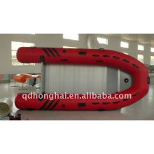 CE hh-s380 boat funny aluminum inflatable boat manufacturer