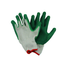 Light Cotton Strick Liner Work Handschuh, Günstige Latex Handschuh