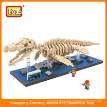 LOZ bricks brinquedos infantis, blocos de construção de brinquedos, dinossauros para crianças