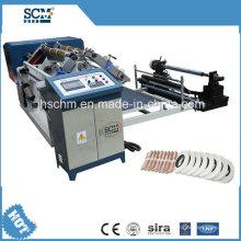 Máquina de corte y rebobinado